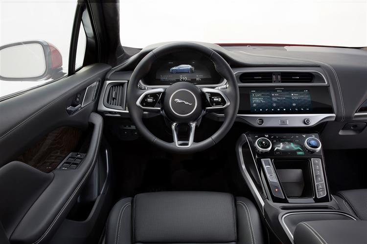 Jaguar I-PACE 294kW EV400 HSE 90kWh 5dr Auto image 8