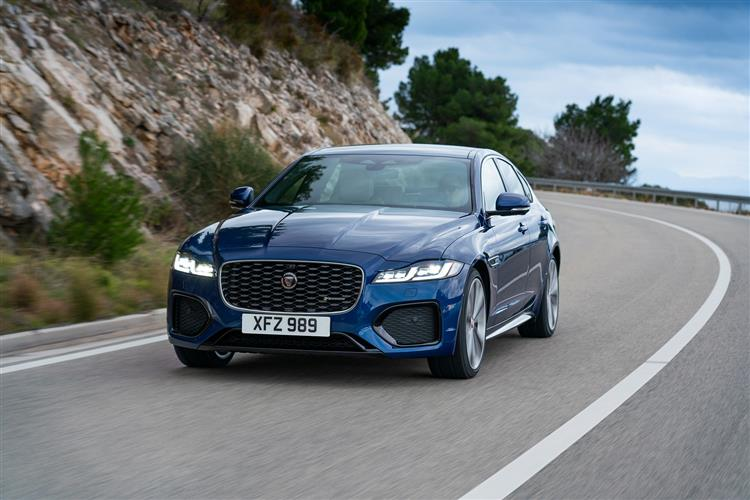 New Jaguar XF Saloon