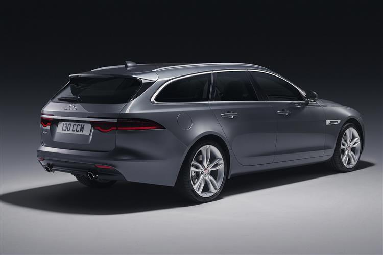 Jaguar XF SPORTBRAKE 2.0i Portfolio Automatic 5 door Estate (20MY) at Jaguar Woodford thumbnail image
