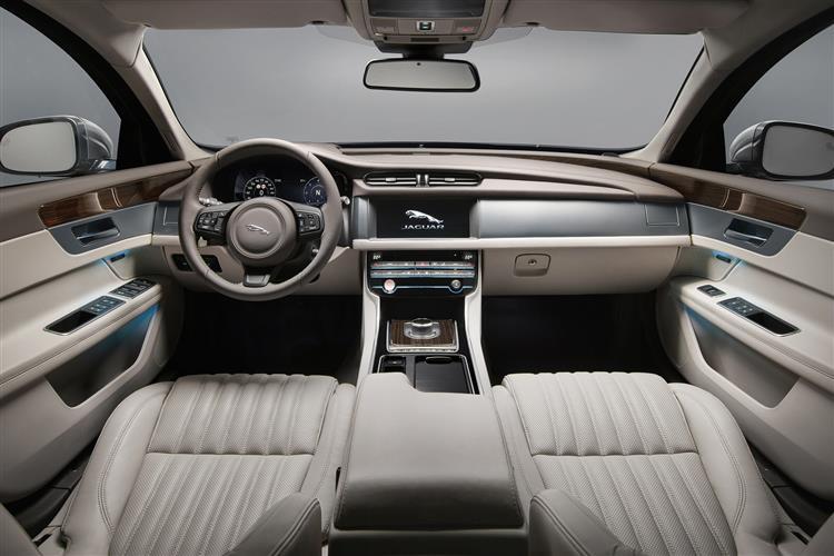 Jaguar XF 2.0d Prestige 5dr image 12