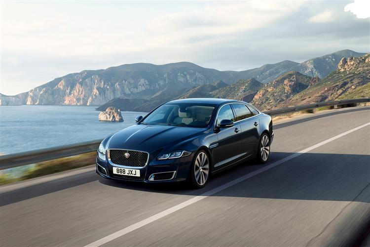Jaguar XJ 3.0d V6 Luxury image 4