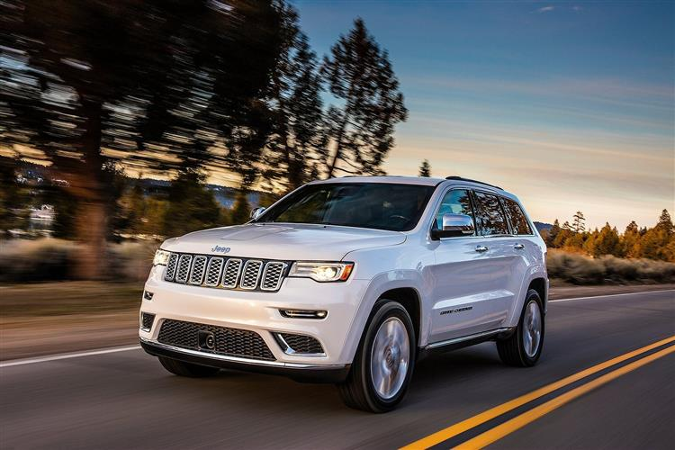 Jeep Grand Cherokee 3.0 CRD Summit 5dr Auto image 3