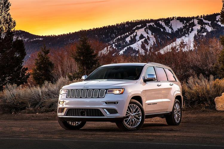 Jeep Grand Cherokee 3.0 CRD Summit 5dr Auto image 5