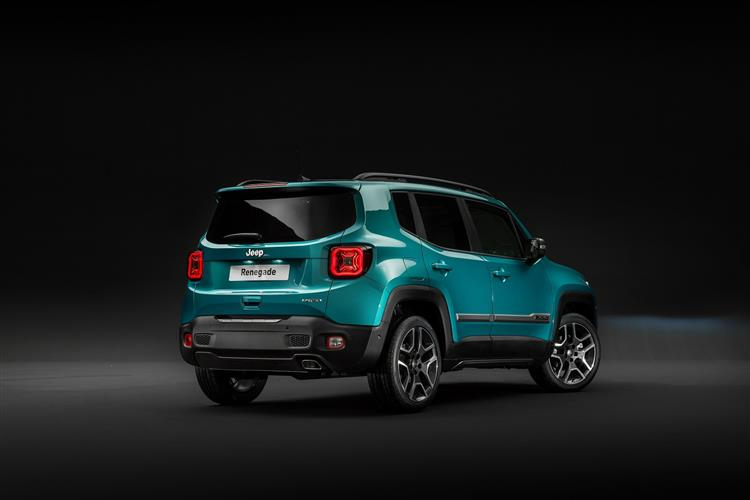 Jeep Renegade 1.0 T3 GSE Night Eagle II 5dr image 1