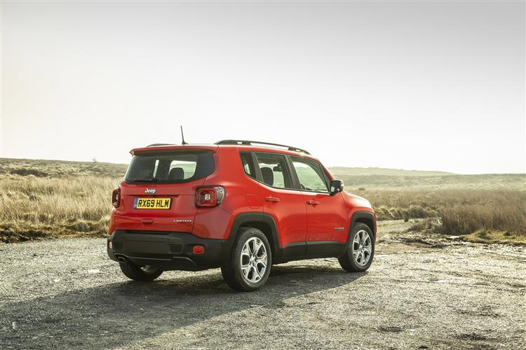 Jeep Renegade 1.0 T3 GSE Night Eagle II 5dr image 2