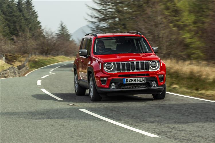 Jeep Renegade 1.0 T3 GSE Limited 5dr image 3
