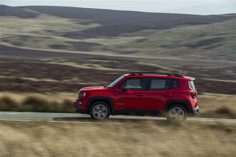 Jeep Renegade 1.0 T3 GSE Limited 5dr image 4