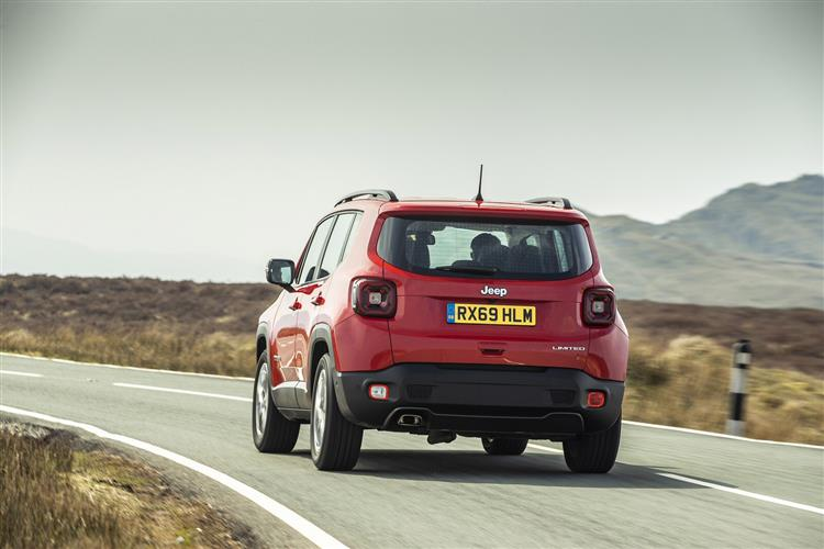 Jeep Renegade 1.0 T3 GSE Limited 5dr image 5