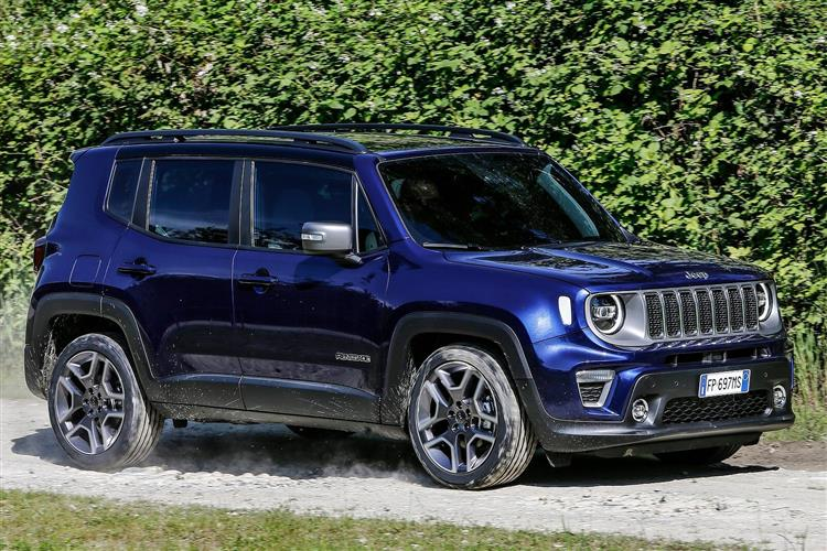 Jeep Renegade 1.0 T3 GSE Limited 5dr image 6