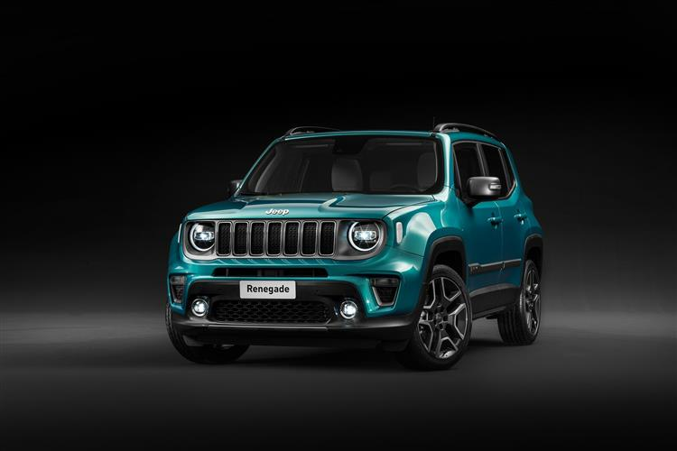 Jeep Renegade 1.0 T3 GSE Night Eagle II 5dr image 7