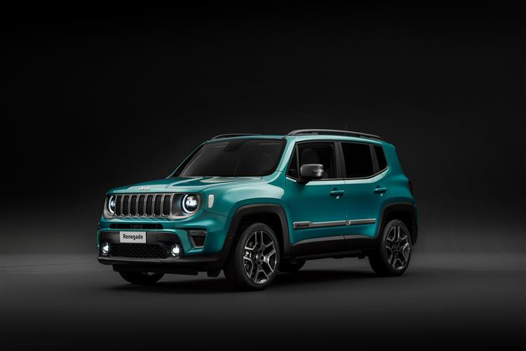 Jeep Renegade 1.0 T3 GSE Night Eagle II 5dr image 8