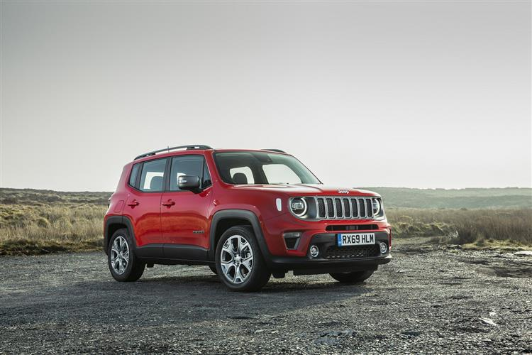 Jeep Renegade 1.0 T3 GSE Night Eagle II 5dr image 10