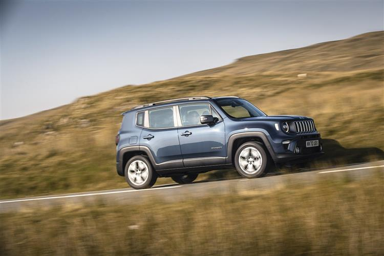 Jeep Renegade 4xe 1.3 Turbo 4xe PHEV 190 Limited 5dr Auto image 5