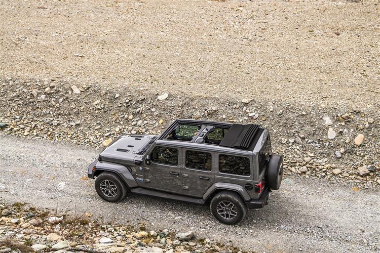 Jeep Wrangler 2.0 GME Rubicon 4dr Auto8 image 15