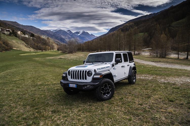 Jeep Wrangler 2.0 GME Rubicon 4dr Auto8 image 17