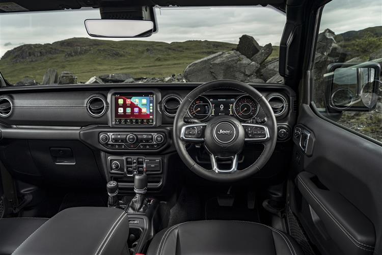 Jeep Wrangler 2.0 GME Sahara 4dr Auto8 image 13