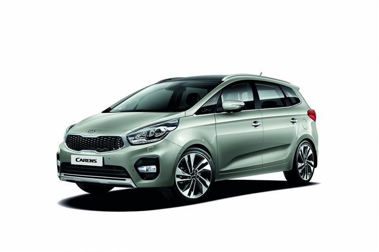 New Kia Carens review