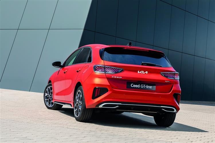 Kia Ceed 1.6 CRDi 48V ISG 2 5dr Diesel Hatchback