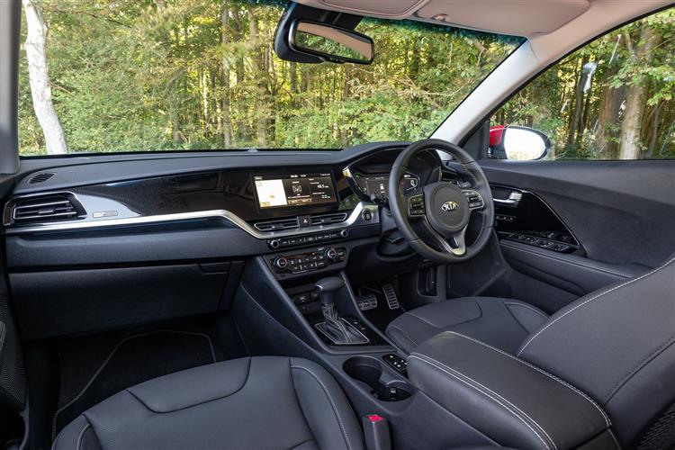 Kia NIRO 1.6 GDi Hybrid 2 5dr DCT