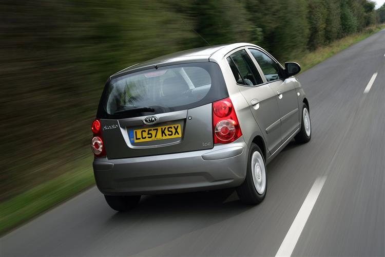 New Kia Picanto (2004 - 2011) review