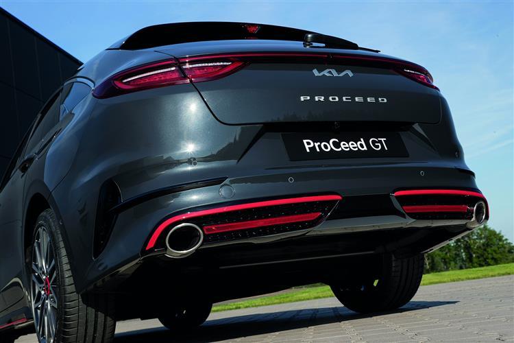 Kia Pro Ceed 1.6 CRDi ISG GT-Line 5dr DCT Diesel Estate