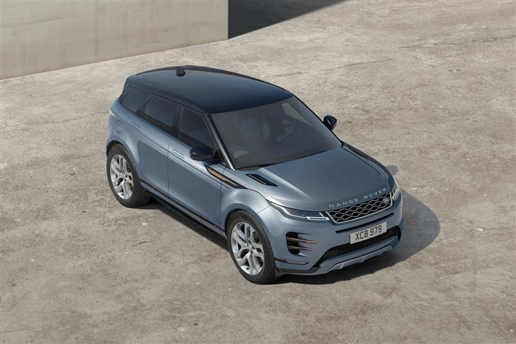 Land Rover Range Rover Evoque R-DYNAMIC S D150 FWD MANUAL image 1