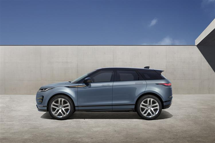 Land Rover Range Rover Evoque 2WD D150 S Offer image 2 thumbnail