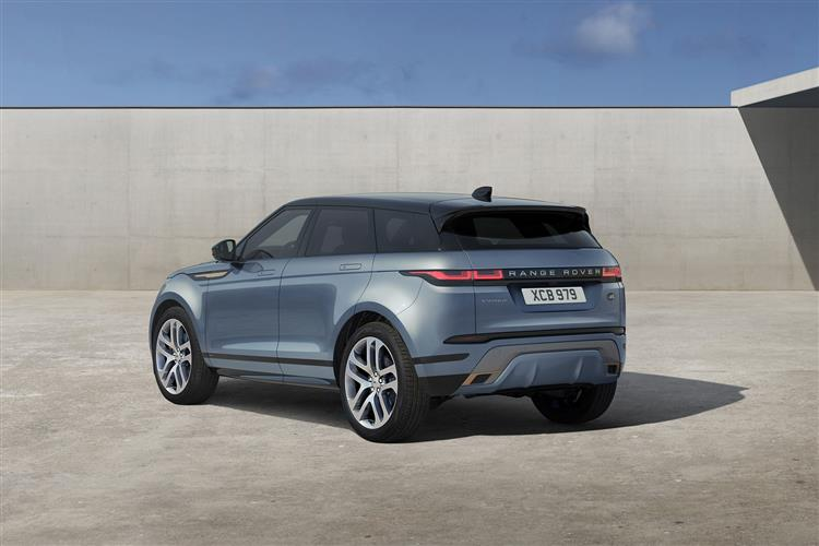 Land Rover Range Rover Evoque R-DYNAMIC S D150 FWD MANUAL image 3