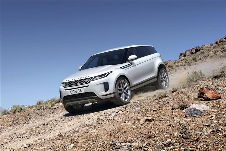Land Rover Range Rover Evoque R-DYNAMIC S D150 FWD MANUAL image 4