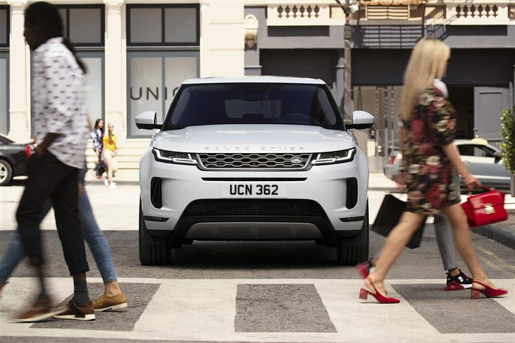 Land Rover Range Rover Evoque R-DYNAMIC S D150 FWD MANUAL image 5