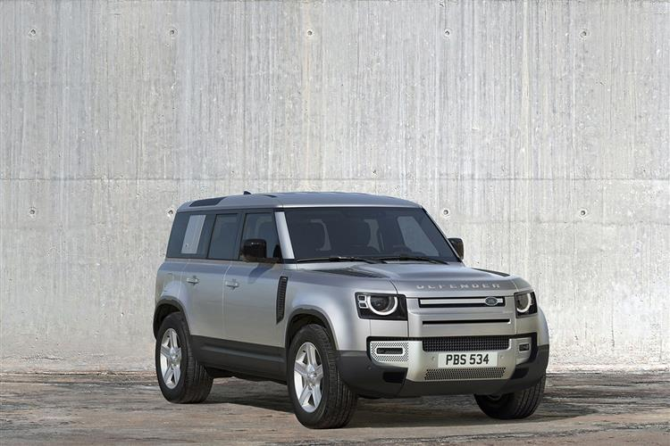Land Rover Defender 2.0 D200 110 5dr Auto image 7