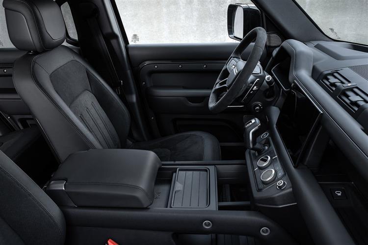 Land Rover Defender 2.0 D250 SE Auto image 9