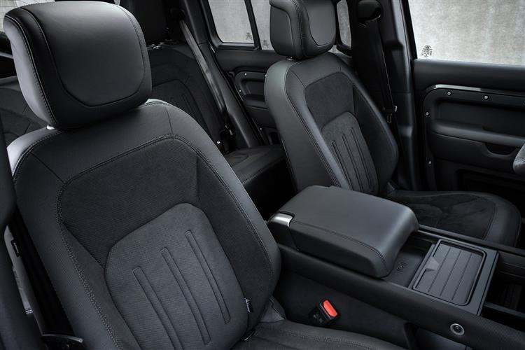 Land Rover Defender 2.0 D250 SE Auto image 10