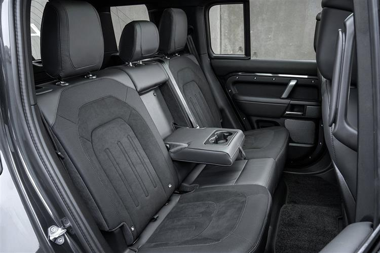 Land Rover Defender 2.0 D200 90 Auto image 11