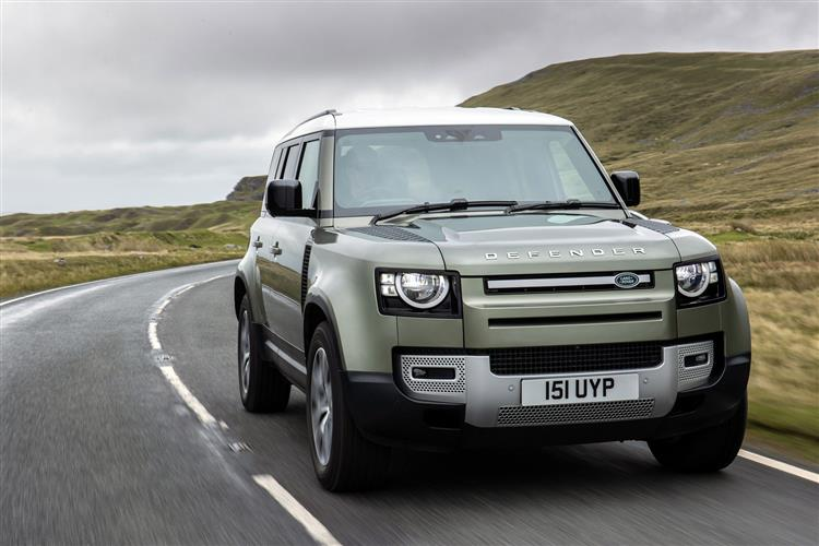 Land Rover Defender 2.0 D240 First Edition 110 SPECIAL EDITIONS image 2