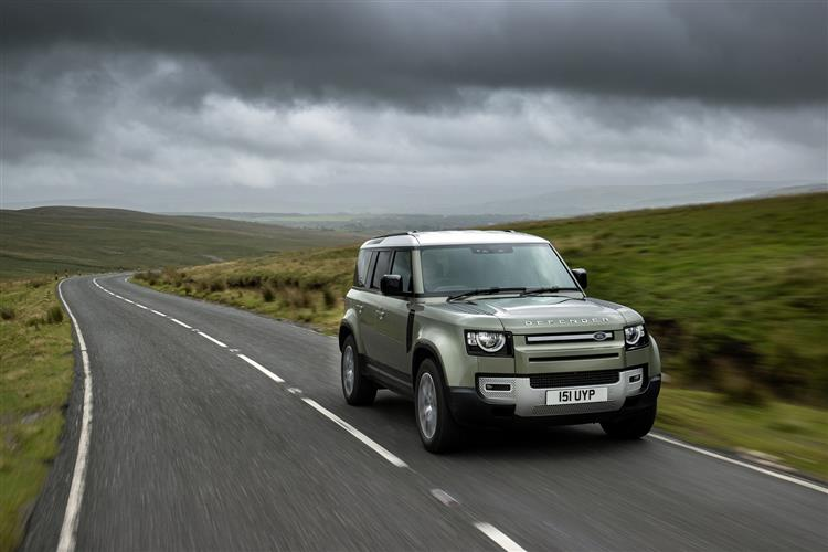 Land Rover Defender 2.0 D240 First Edition 110 SPECIAL EDITIONS image 3