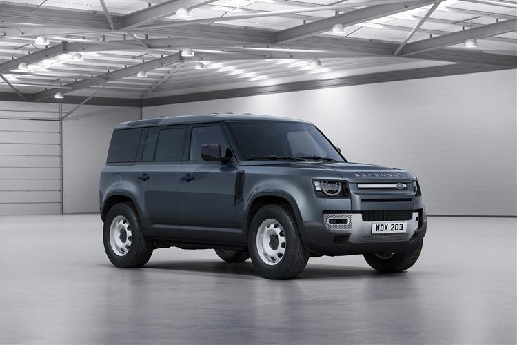 Land Rover Defender 2.0 D200 S 110 5dr Auto image 5