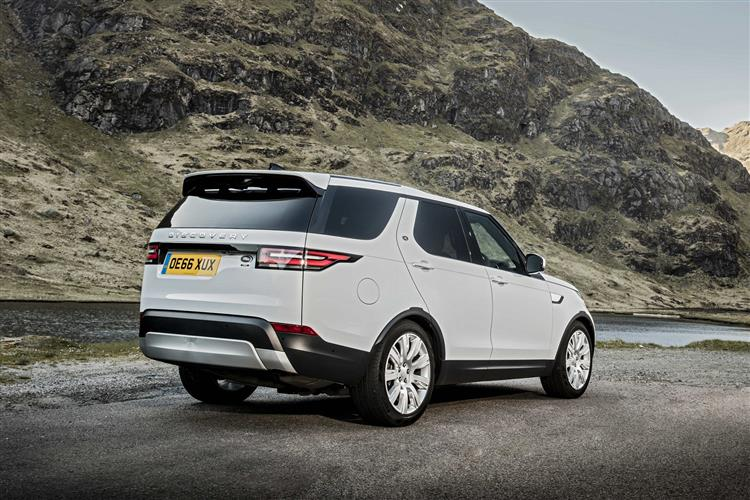 Land Rover New Discovery 2.0 SD4 SE 5dr Auto image 2