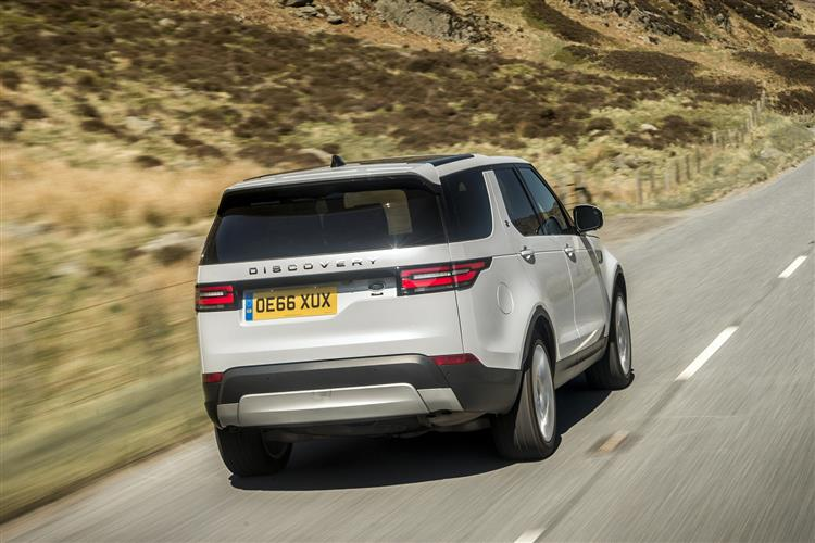 Land Rover New Discovery 2.0 SD4 SE 5dr Auto image 4