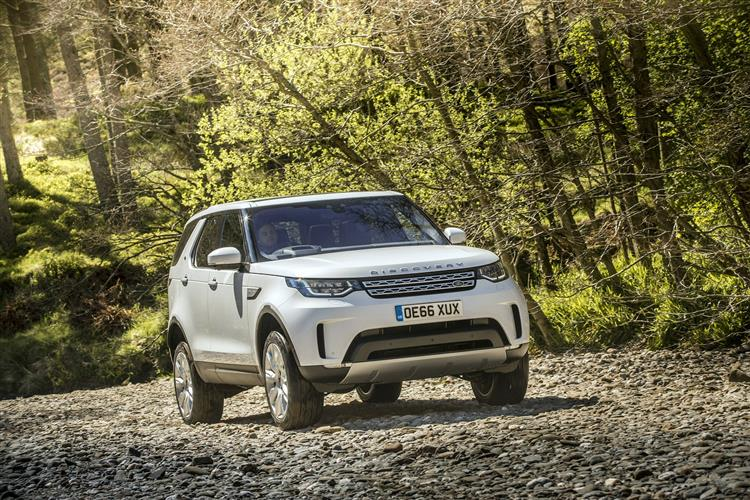 Land Rover New Discovery 2.0 SD4 SE 5dr Auto image 5