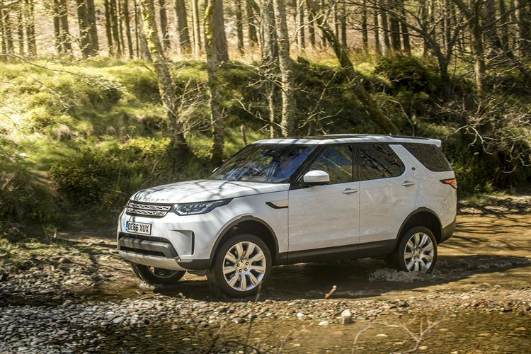 Land Rover New Discovery 2.0 SD4 SE 5dr Auto image 6