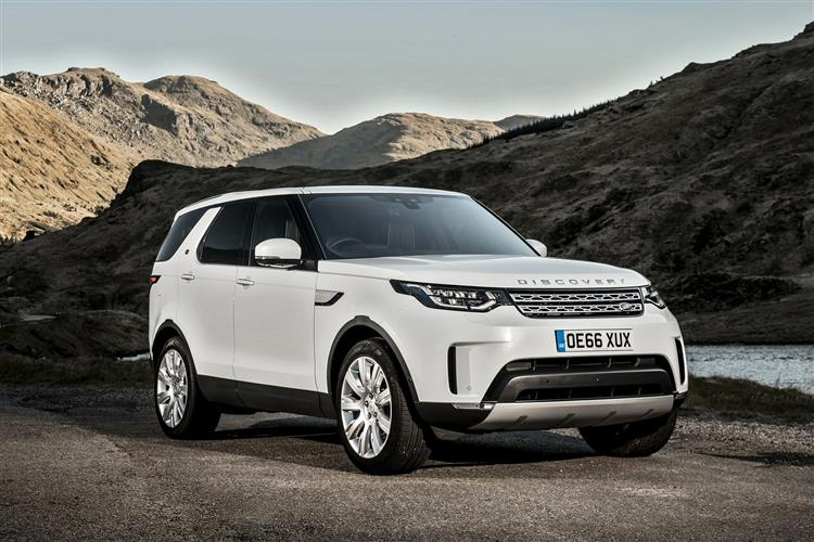 Land Rover New Discovery 2.0 SD4 SE 5dr Auto image 7