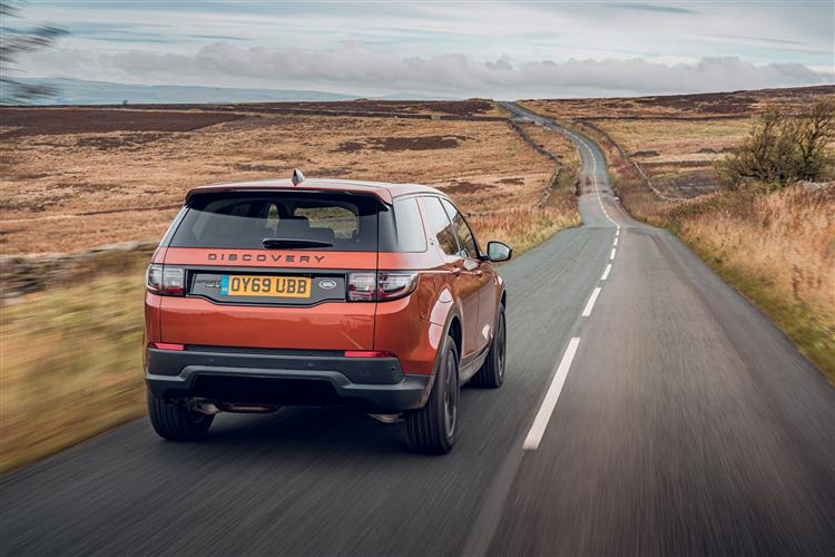 Land Rover Discovery Sport 2.0 D150 5dr 2WD [5 Seat] image 5