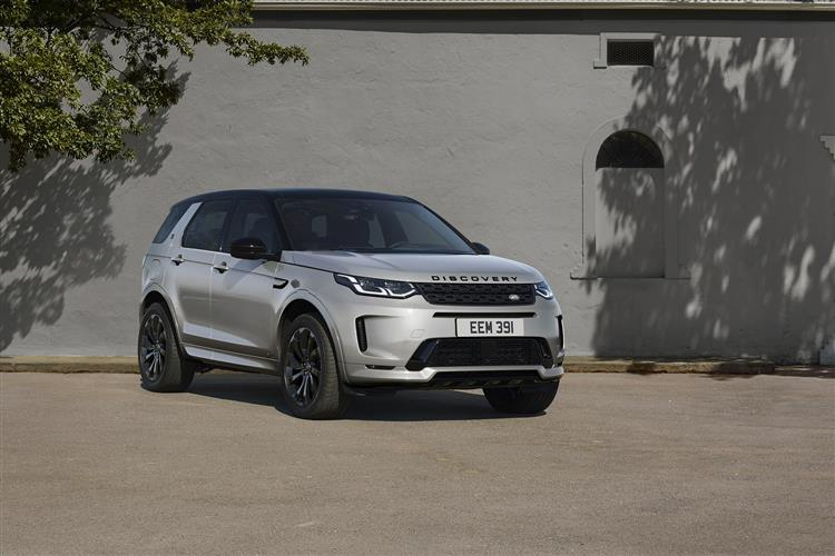 Land Rover Discovery Sport 2.0 D165 5dr Auto image 5