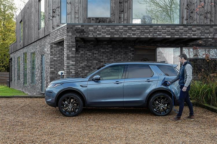 DISCOVERY SPORT SW Image