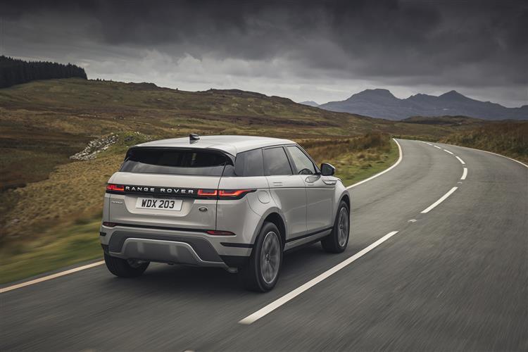 Land Rover Range Rover Evoque 2.0 D200 R-Dynamic S 5dr Auto Diesel Hatchback