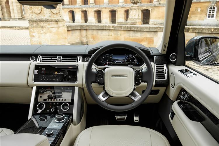 Land Rover RANGE ROVER 2.0 P400e Vogue 4dr Auto image 14