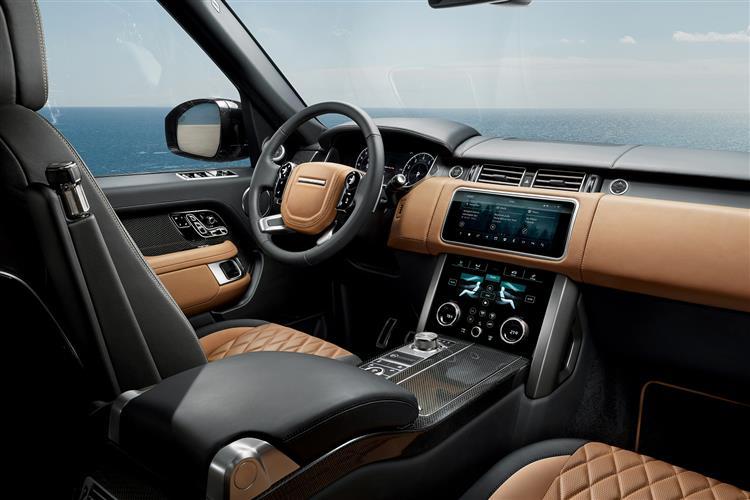 Land Rover RANGE ROVER 4.4 SDV8 Autobiography 4dr Auto image 3
