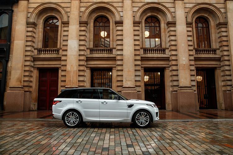 Land Rover Range Rover Sport 3.0 SDV6 Offer image 1