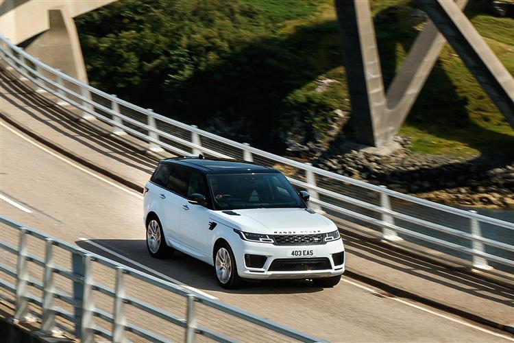 Land Rover Range Rover Sport 2.0P HSE Offer image 2